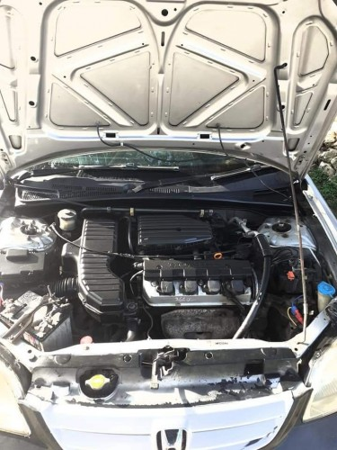 2000 Es1 Honda Civic