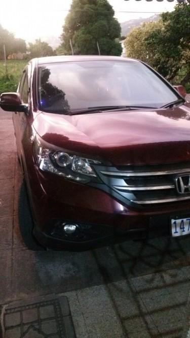 2014 Honda CRV