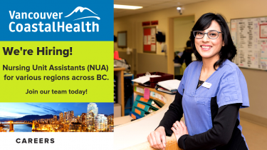 Heathcare, Cleaning, Travel Jobs Vancouver $350k/m
