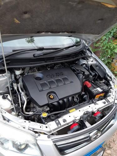 Toyota Fielder 2011