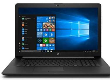 HP Laptop 17 , Windows 10