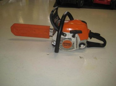 Used Sthil Chain Saw