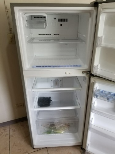 LG 19cft Inv Refrigerator - Stainless Steel & Grey