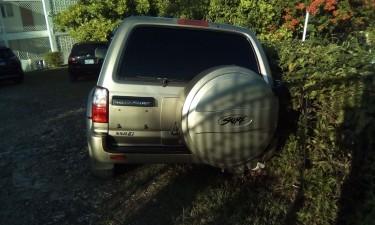 2001 Toyota Hilux Surf