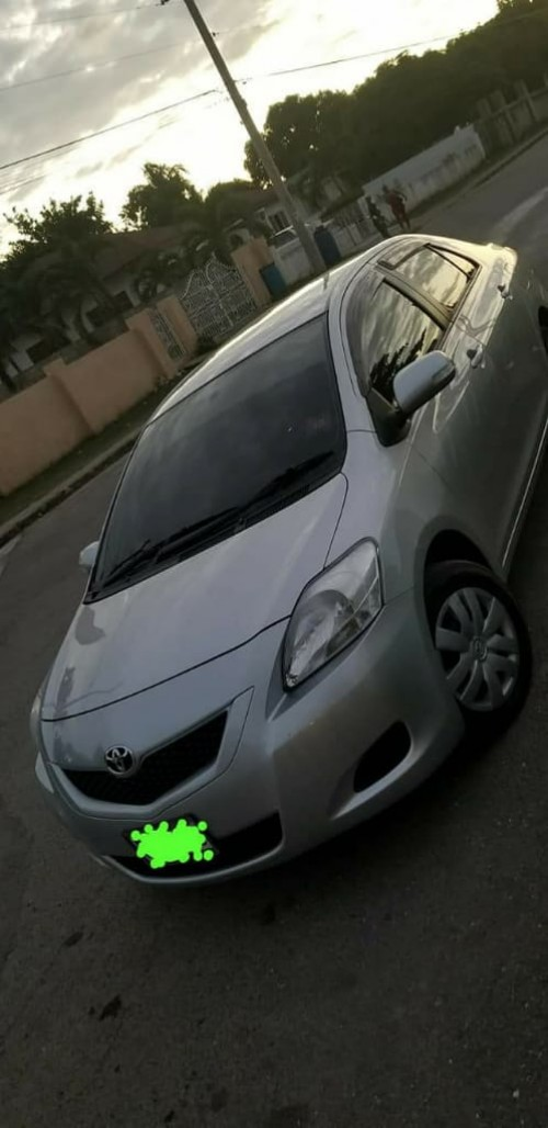 Toyota Belta For Sale 2012