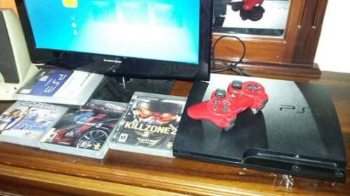 Selling A Ps3 In Very Good Condition
