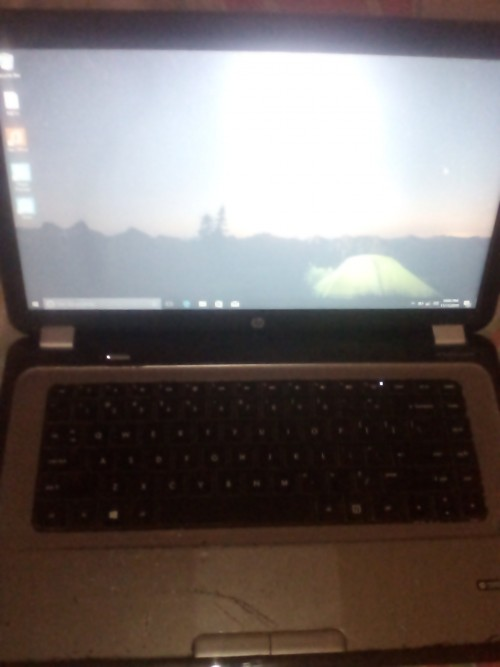 Hp Laptop For Sale Windows 10 17g 2fault CD Batter