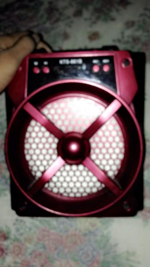 Speaker Box And Car Radio For Sale Use Bluetooth U