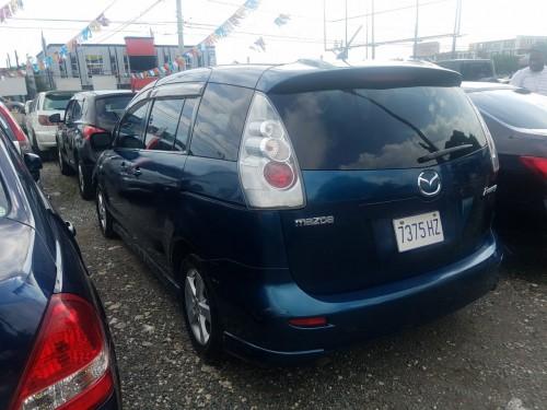 2006 Mazda Premacy