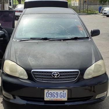 2004 Toyota Atlis