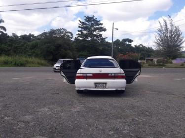 1994 TOYOTA COROLLA Police Shape - 4AGE Blacktop
