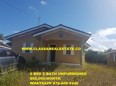 2 BEDROOM 2 BATHROOM FOR RENT IN GATED COMMUNITY