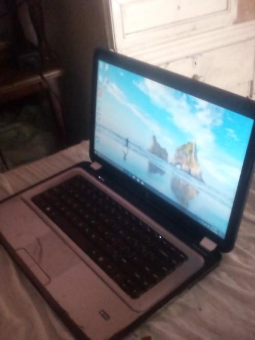 Hp Laptop On Sale Working Faulty Battery Cd 15k Rn