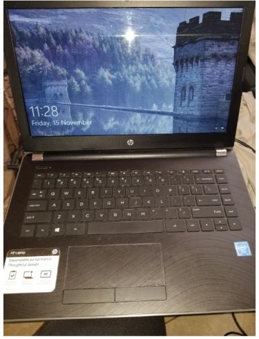 Semi-New HP 14in Laptop