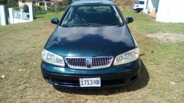 2007 Nissan Sunny