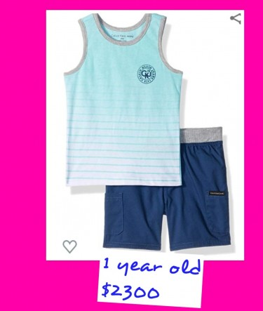 Brand New Kids Clothes