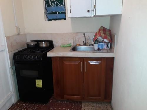1 Bedroom Furnished, Shared Kitchen And Bathroom