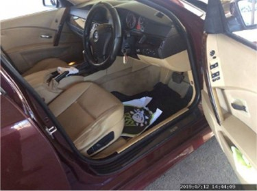 2007 BMW 5251