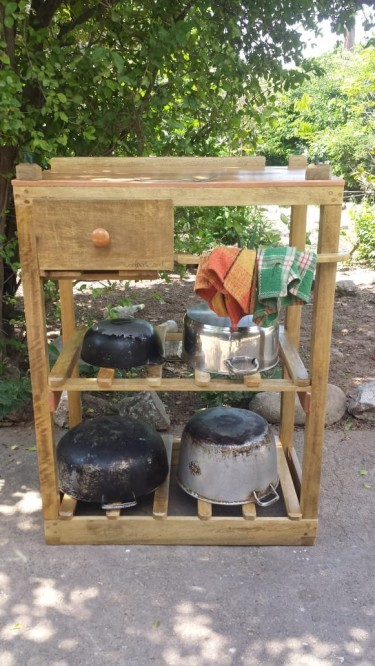 Table Top Stove Stand