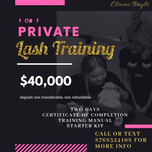 Lash Training