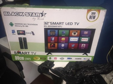 BlackStar 32inch Smat Tv