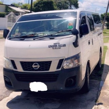 2013, 15 Seater, Nissan Caravan Bus For Sale