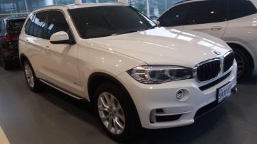 2018 BMW X5 Like New!