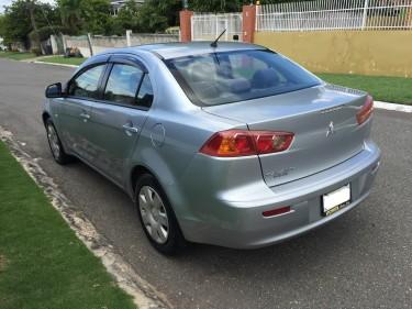 2008 Mitsubishi Galant Fortis
