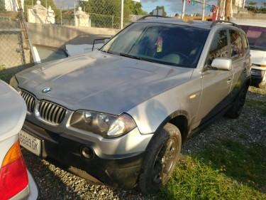 2004 BMW X3