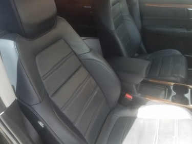 2018 Honda CRV Premim Model