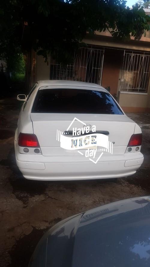 1996 Toyota Corsa Lady Driven
