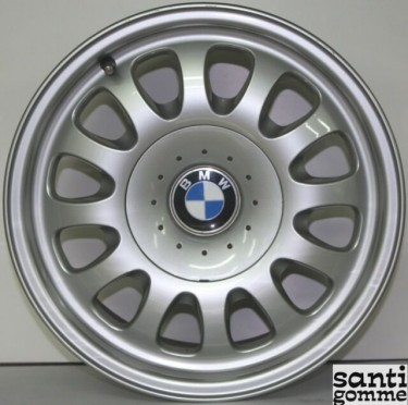 1 Set BMW 5 Series E39 15 Rims (Original) W/Tires