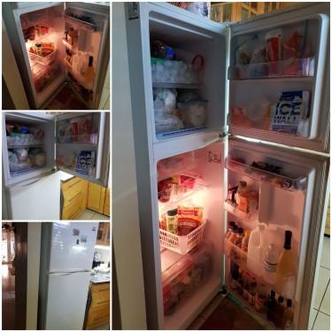LG 13 Cubic Ft Refrigerator
