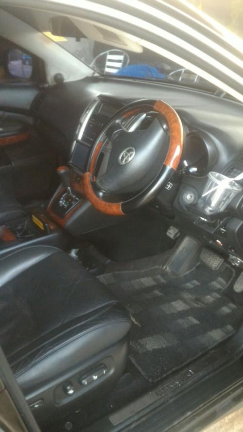 2010 Toyota Harrier