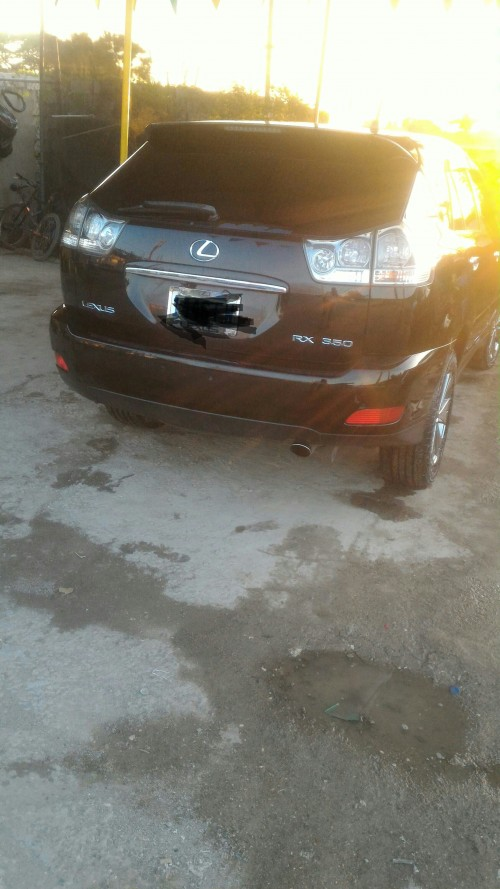 2010 Toyota Harrier