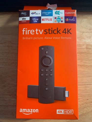 Amazon Fire Stick 4k REDUCED