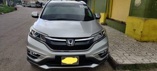 Honda CRV Fully Powed 2017