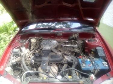 1997 Mitsubishi Lancer