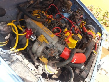 Toyota 22 Re Engine