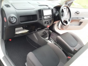 Nissan AD Wagon,2014 Newly Imported, RIMS,CD RADIO