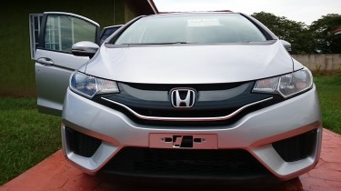 Honda Fit 2014 Just Imported