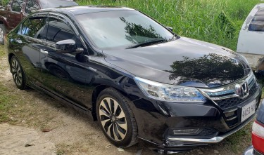 2013 Honda Accord RHD Cars Savanna La Mar