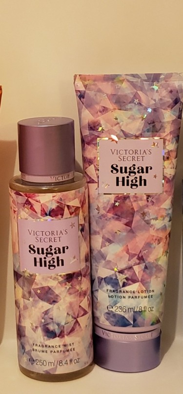Victoria Secret Mist & Body Cream Set