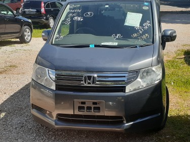 2010 Honda Step Wagon