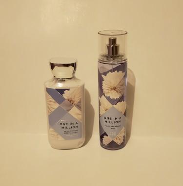 Bath And Body Works Mist & Body Cream Set