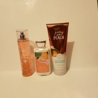 Bath And Body Works Mist,Body Cream & Body Wash