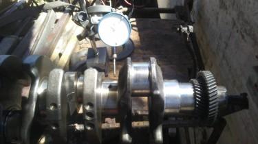 Crankshaft Repairs Or Rebuilt