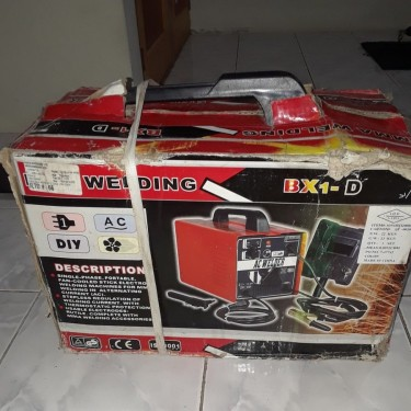 Brand New In Box Portable Welding Plant