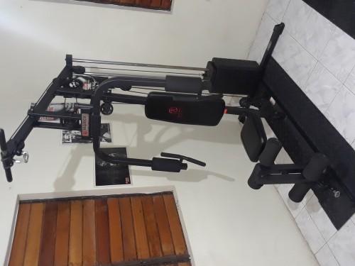 Complete Home Gym Set ( 3 Equipment )