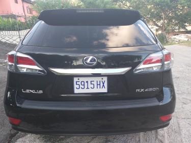 2014 Lexus RX450H
